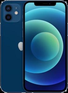 Flot blå iPhone 12 64GB