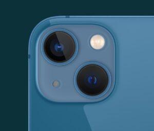 iPhone 13 Blue - super godt kamera