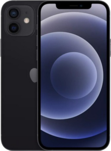 Den nye iPhone 12 black
