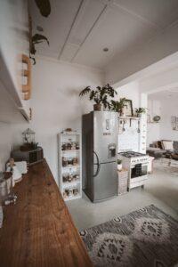 Billig kreditaftale på et køleskab