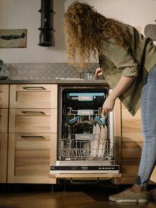 Billig kreditaftale på en ny opvaskemaskine