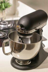 Rentefri kreditaftale på en KitchenAid køkkenmaskine